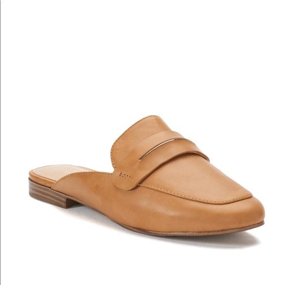 Apt. 9 Shoes - Apt 9 Women's Tan Mules NWT